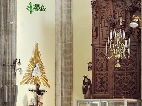 墨西哥城大教堂旅游景点图片