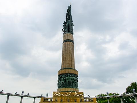 防洪纪念塔旅游景点图片