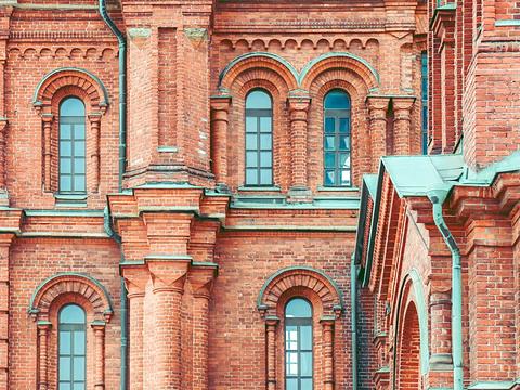 乌斯别斯基东正大教堂旅游景点图片