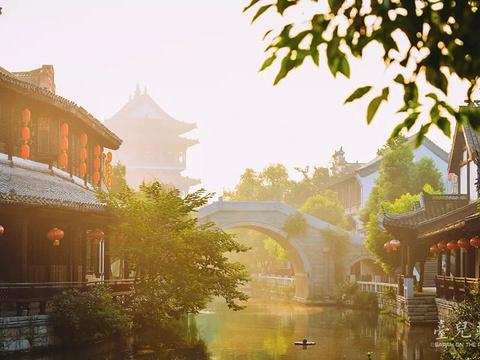 台儿庄古城旅游景点图片