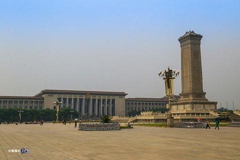 天安门广场旅游景点攻略图