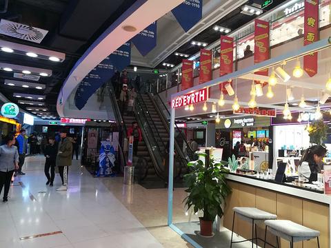 新中关购物中心旅游景点攻略图