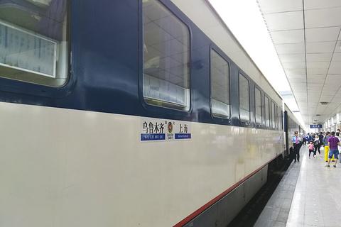 乌鲁木齐站旅游景点攻略图