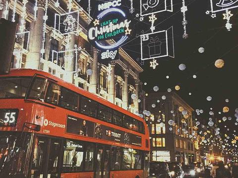 牛津街旅游景点图片