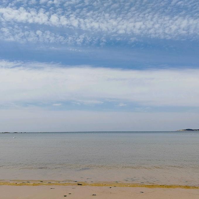 金海滩海水浴场图片