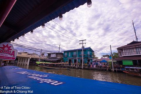 安帕瓦水上市场旅游景点攻略图