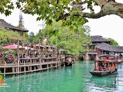 西市河旅游景点图片