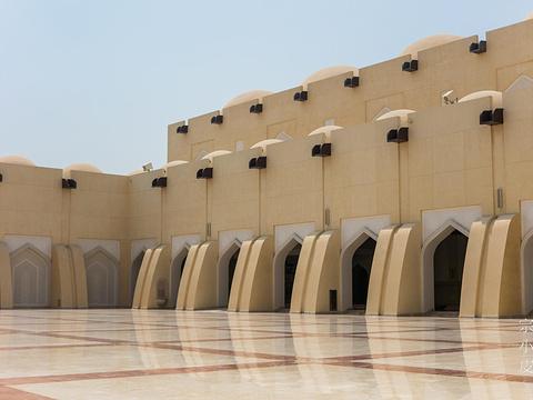 穆罕默德·伊本·阿卜杜勒·瓦哈卜阿訇酋长清真寺旅游景点图片