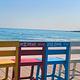 月汀里海边