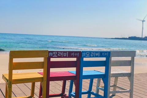 月汀里海边的图片