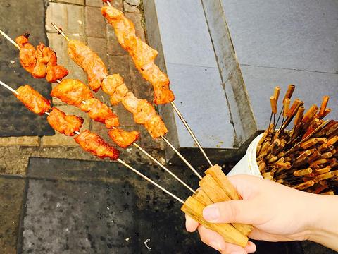 王姐烧烤(中山路店)旅游景点图片
