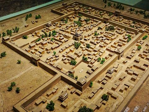敦煌博物馆旅游景点图片
