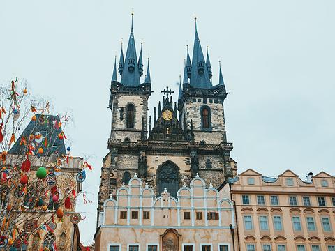 提恩教堂旅游景点图片