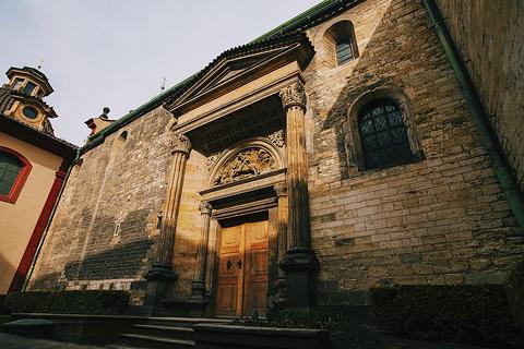 圣乔治女修道院的图片