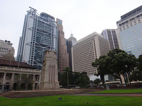 皇后像广场和平纪念碑旅游景点图片