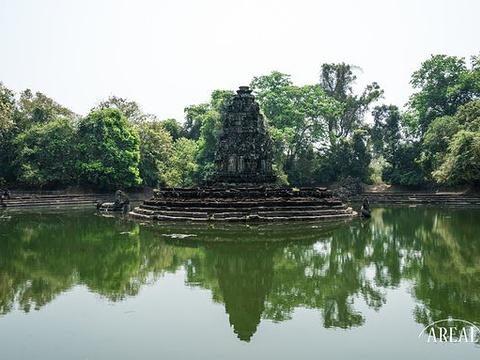 龙蟠水池旅游景点图片