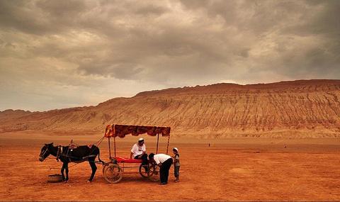 吐鲁番旅游图片