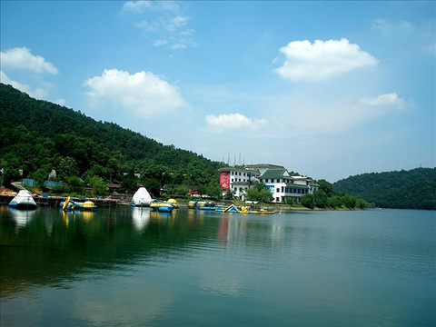 石燕湖的图片