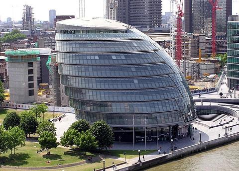 伦敦市政厅
