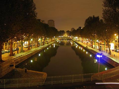 圣马丁运河