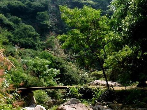 卓刀泉旅游景点图片