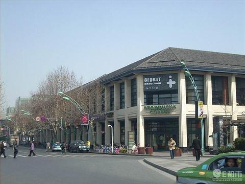 湖滨国际名品街旅游景点图片