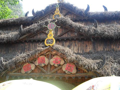 图腾古道旅游景点图片