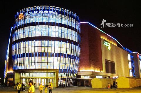 东方城购物中心旅游景点攻略图
