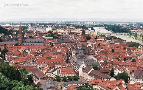 海德堡旅游景点图片