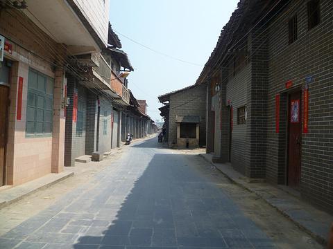 芦圩古镇旅游景点攻略图