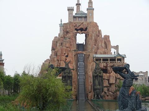 方特梦幻王国旅游景点图片