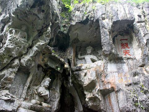 灵隐寺旅游景点图片
