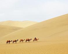 丝绸之路重新开启的旅行