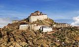 江孜宗山古堡
