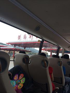 胶州湾海底隧道旅游景点攻略图