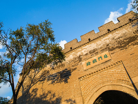 八达岭长城旅游景点图片