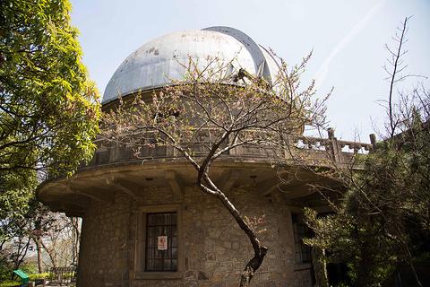 紫金山天文台旅游景点攻略图