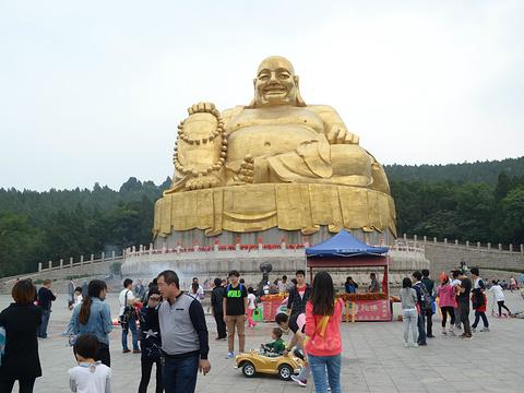 千佛山旅游景点图片