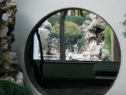 瞻园旅游景点图片
