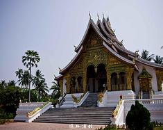 【琅勃拉邦】---在佛国的世界畅游!