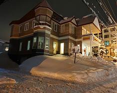 冬季到北海道来看雪