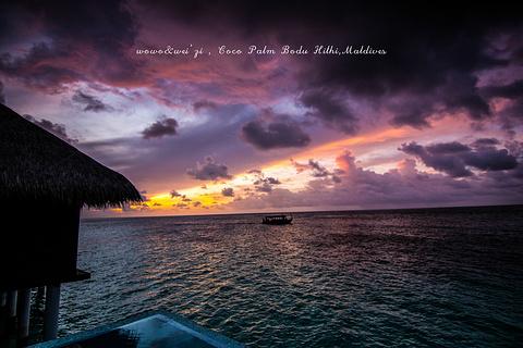 杜妮可鲁岛旅游景点攻略图