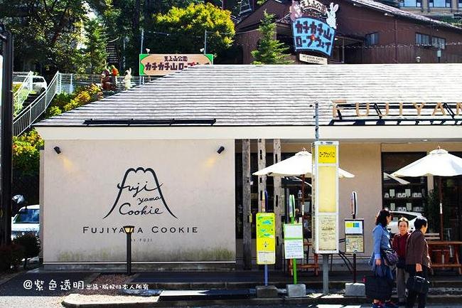 曲奇饼店图片