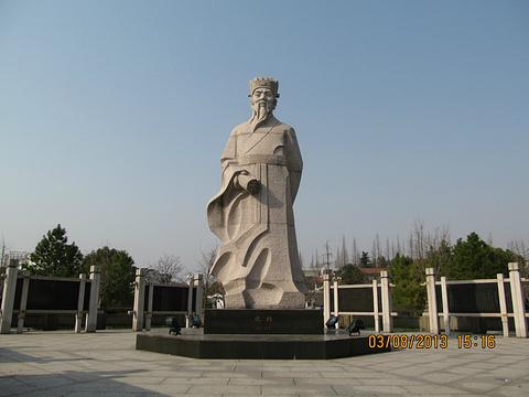 婺州公园旅游景点攻略图