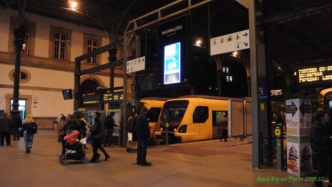 Sao Bento 火车站图片