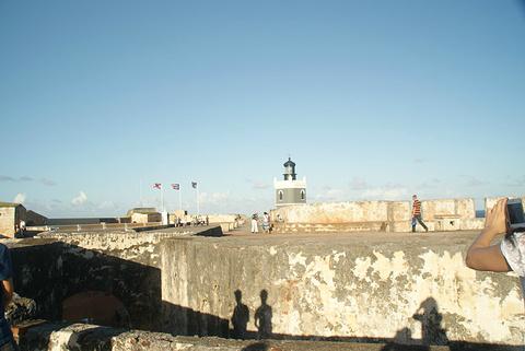 莫罗要塞旅游景点攻略图
