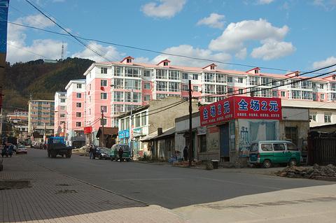 长白朝鲜族民俗村旅游景点攻略图
