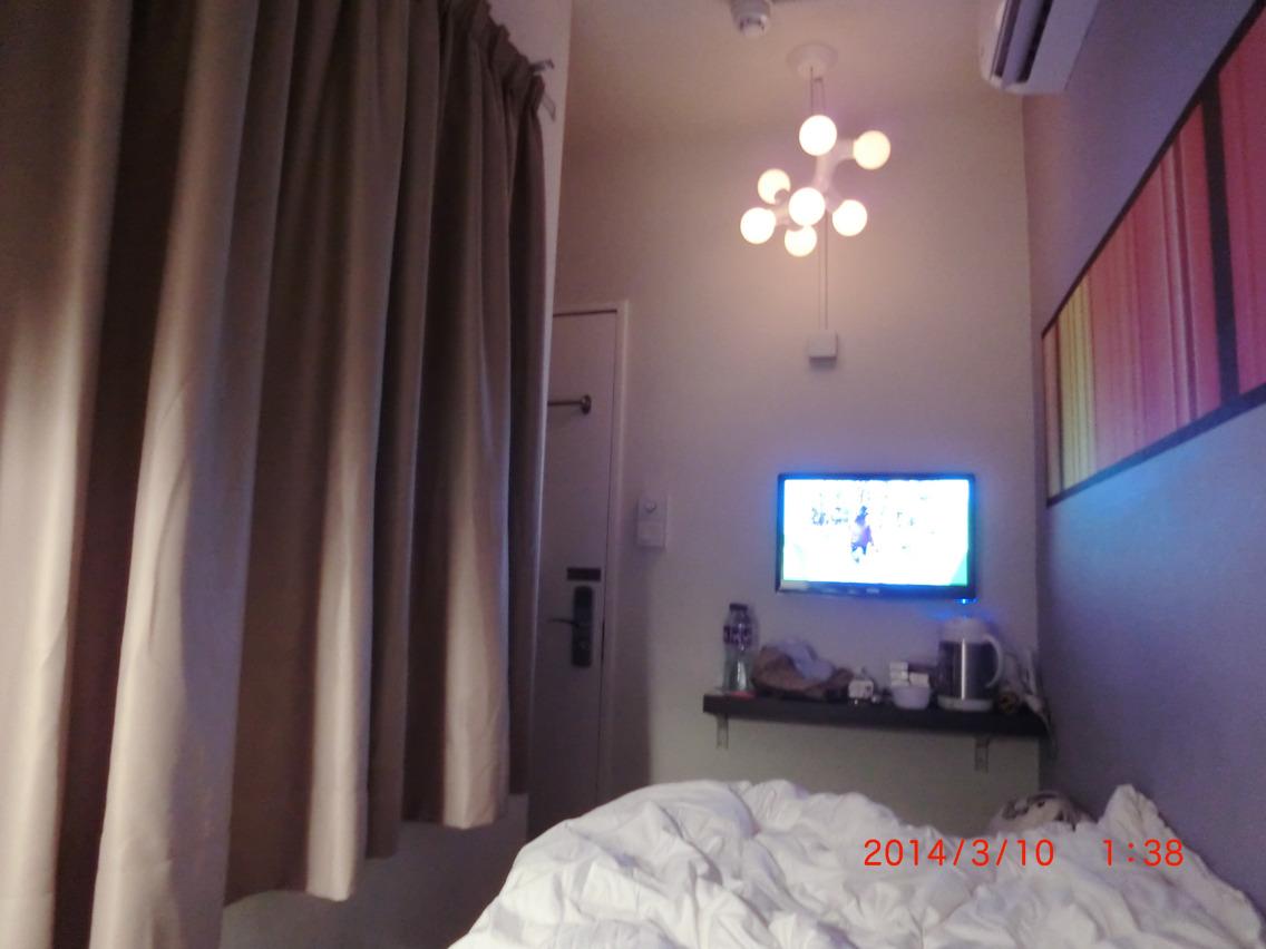 香港乐意旅馆(Log Inn)