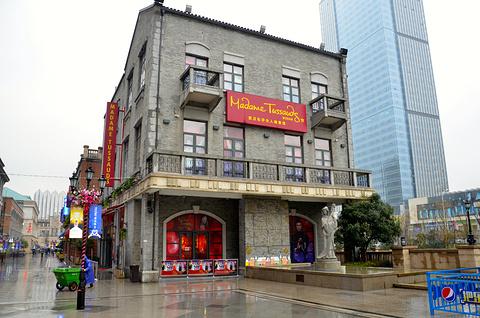 楚河汉街旅游景点攻略图