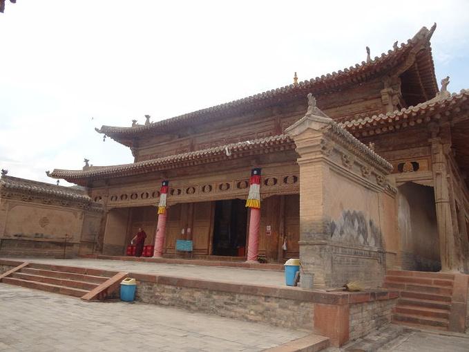 瞿昙寺图片